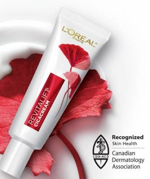 Бесплатный пробник Revitalift Cicacream