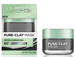 Бесплатный пробник Pure Clay Masks