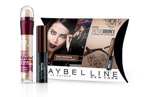 Тестирование Tattoo Brow от Maybelline New York