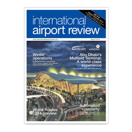 Журнал International Airport Review бесплатно