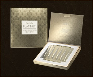 Набор Faberlic Platinum GIFT SET в подарок