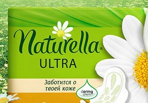 Тестирование Naturella Normal Camomile