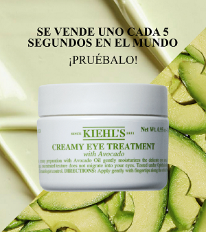 Бесплатный пробник крема Avocado Eye Contour от Kiehls