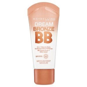 Тестирование Maybelline Dream Bronze BB